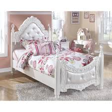 Twin Bed Girl by Girl Twin Beds Furniture Waplag Bouquet White Kids Pc Bedroom