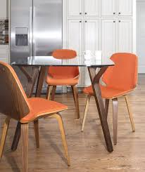 Mid Century Dining Room Furniture Union Rustic Thornton Mid Century Modern Dining Table Reviews