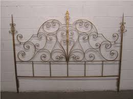 Wrought Iron Headboard Full by Wrought Iron Headboards Queen U2013 Home Improvement 2017