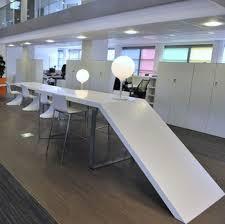 Narrow Bar Table Acrylic Solid Surface Long Narrow Counter Height Bar Table Buy