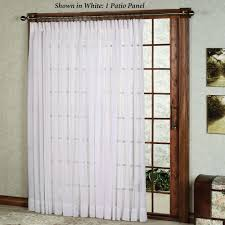 fabric panels for sliding glass doors furniture modern white transparent fabric modern sliding glass