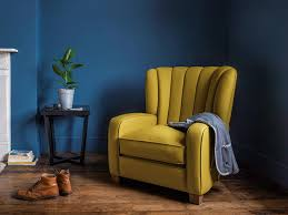 Comfortable Chair And Ottoman Armchair Oversized Lounge Chair Reading Chairs For Small Spaces