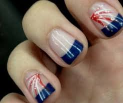 22 festive fireworks nail art ideas for july 4th