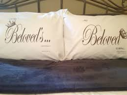 i am my beloved i am my beloved s and my beloved is mine two pillowcase