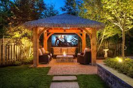 Outdoor Wedding Gazebo Decorating Ideas Tropical Gazebo For Garden Wedding Decor 5058 Latest Decoration
