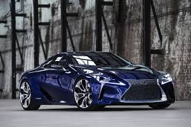 lexus lfa interior lexus lfa meets lf lc concept autoevolution