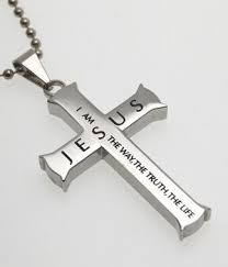 christian necklaces christian cross chains spiritandtruth way iron