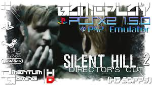 silent hill 2 director u0027s cut pcsx2 1 5 0 6k ps2 emulator