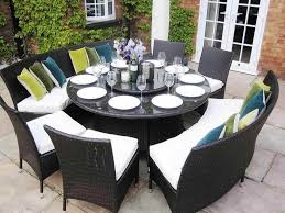 8 Dining Table Stunning Round Dining Room Table For 8 Photos Room Design Ideas