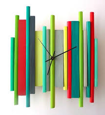 Cool Wall Clocks Best 25 Modern Wall Clocks Ideas On Pinterest Clocks Wooden