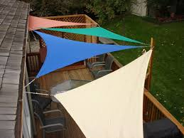 Outdoor Patio Sun Shade Sail Canopy by Misc Residential