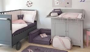 chambre bébé gris et chambre bebe beige et gris chaios com