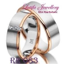 cin cin nikah cincin pernikahan palladium rr 83 toko perhiasan online terbaik