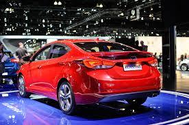 hyundai elantra 1 8 fuel consumption 2014 hyundai elantra look from 2013 l a auto motor