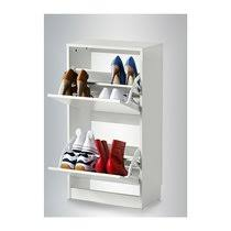 bissa shoe cabinet with 3 compartments bissa shoe cabinet with 3 compartments black brown ikea keep com