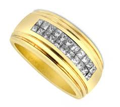 chagne diamond engagement ring mens yellow gold wedding bands with diamonds to wedding band