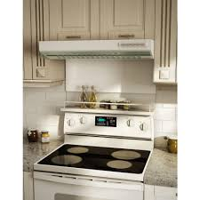 white kitchen cabinets with stainless steel backsplash inoxia pluton 30 in x 14 in stainless steel backsplash in glossy white bs2h w the home depot