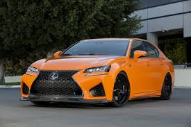 custom lexus rc lexus gs f and rc f at sema