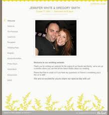 our wedding website wedding websites what fits you best kennedy creative events