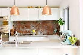 copper decorations kitchen how to decorate your modern kitchen with copper and brass