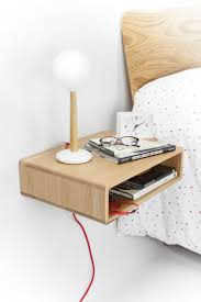 Touch Le Nachttisch 58 Best Floating Drawer Floating Nightstand Floating Bedside Table