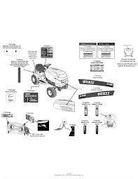 mtd 13w2775s031 lt4200 2012 parts diagrams