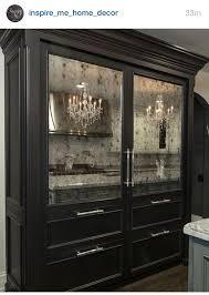 mirrored refrigerator design cred joey leicht interior barn