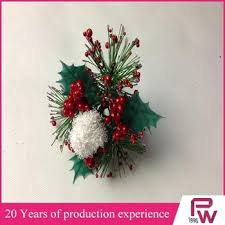 Floral Picks 2015 New Products Christmas Christmas Floral Picks Wholesale View