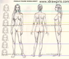 tips on drawing female body drawing and digital painting