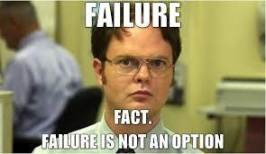 Failure Meme - a list and some memes robomum
