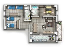 residential floor plans sub zero animation vfx residential house 2d floor plans