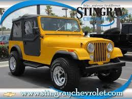 white four door jeep wrangler for sale 50 best used jeep cj 7 for sale savings from 3 299
