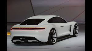 porsche electric 5 amazing facts about the all new porsche mission e electric