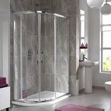 800 Shower Door Es400 Offset Quadrant Shower Enclosure 1200 X 900 Lh Or Rh