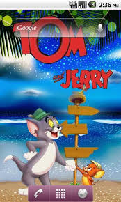 download tom jerry live wallpaper android tom jerry