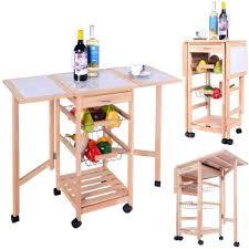 desserte de cuisine en bois à roulettes chariot de cuisine bois desserte de cuisine à roulettes meuble de