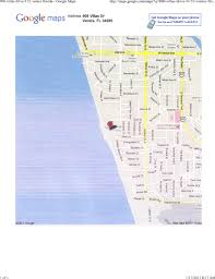 Florida Google Map by Directions Map