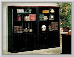 antique white bookcase with glass doors home design ideas
