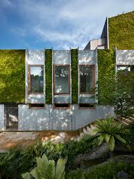 architecture outdoor singapore green home by tsao mckown