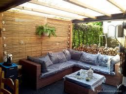split bamboo fence roll 500 x 150 cm