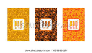 set barbecue party labels flyers icons stock vector 654785140