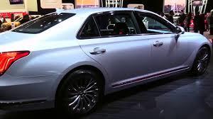 lexus ls vs genesis g90 2018 genesis g90 3 3t silver style luxury features exterior and