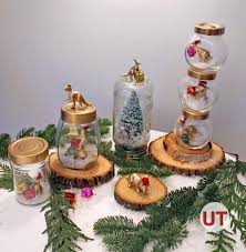 Upcycle That - snow globes upcycle that