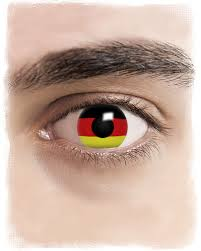 coloured contact lenses halloween germany contact lenses black red gold coloured motif lenses