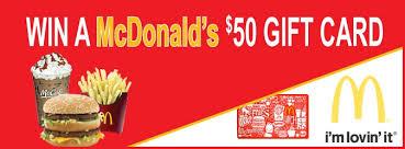 mcdonalds gift card discount mcdonalds gift card republican herald