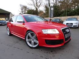 used audi rs6 5 0 for sale motors co uk