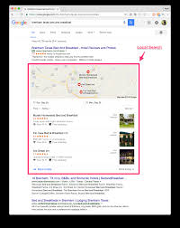 Brenham Bed And Breakfast Guide To Improving Google Local Map Rankings For Your Bed U0026 Breakfast