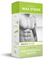 wax strips hair remover legs u0026 body bodyhonee