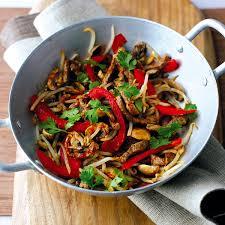 cuisiner asiatique weightwatchers fr recette weight watchers poêlée de boeuf