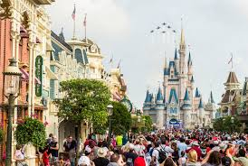 Walt Disney World When Did Disney World Open